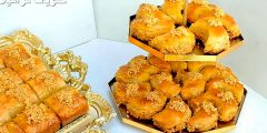جديد !!! أروع معسلة لشهر رمضان هشيشة كدوب في الفم بكمية كبيرة حضريها دفعة واحدة ( باقلاوة )